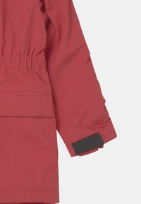 Didriksons - RONNE UNISEX - Parka - red - 3