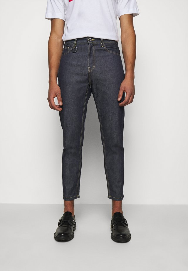 SPACE DENIM INDIGO - Jeans Slim Fit - indigo
