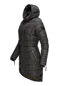 Navahoo - PAPAYA - Winter coat - dark grey - 3