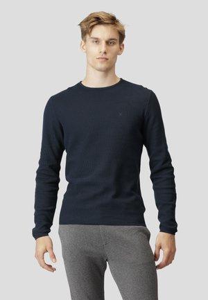 LAURITZ - Pitkähihainen paita - navy