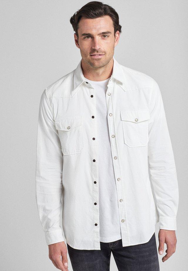 HENRIK - Shirt - weiss