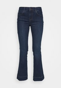 Široké džíny - dark auth