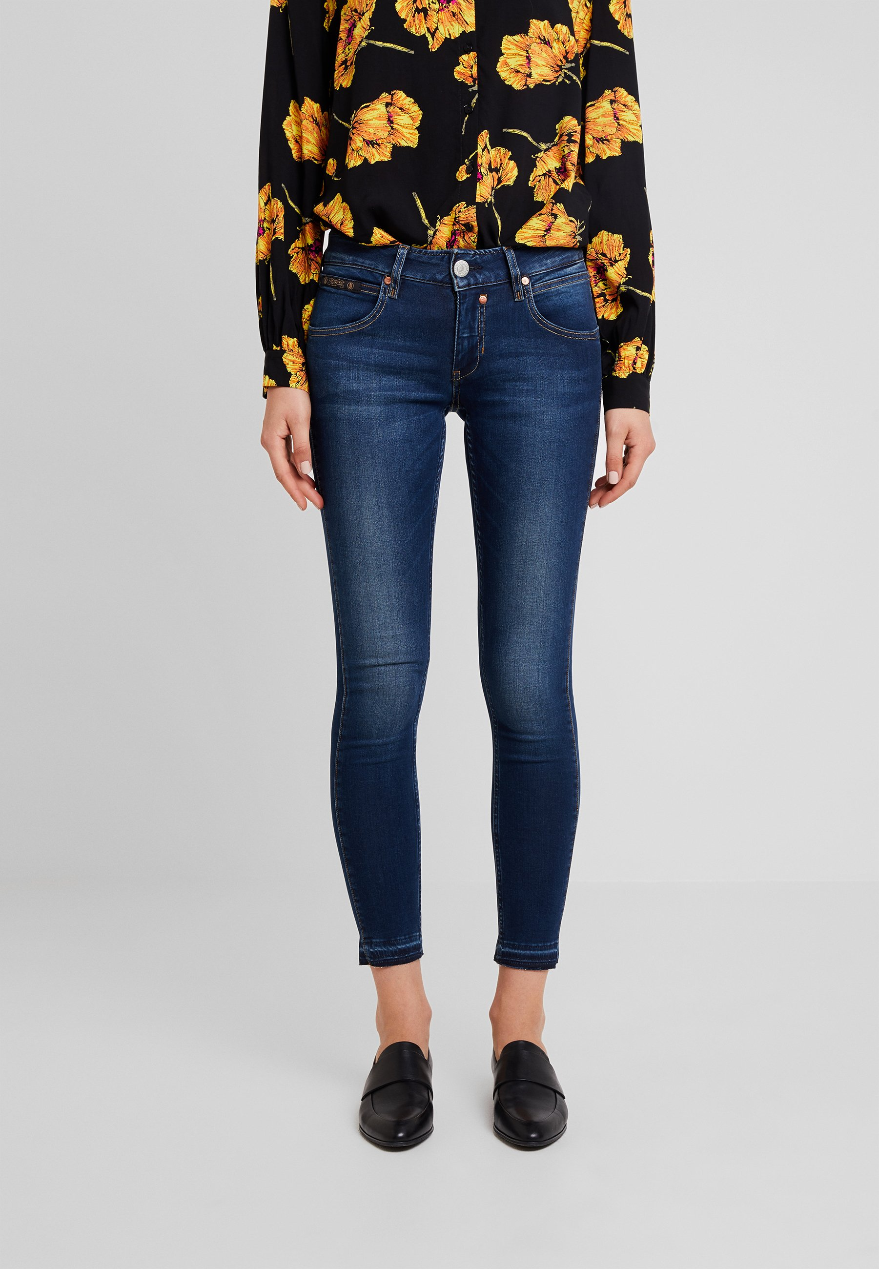 Damen TOUCH CROPPED - Jeans Skinny Fit
