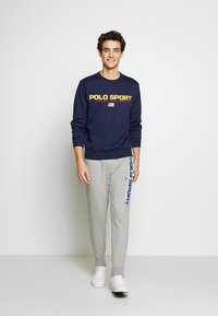 Polo Ralph Lauren - Tracksuit bottoms - andover heather - 1