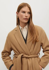 Mango - BREMEL-I - Classic coat - beige - 4