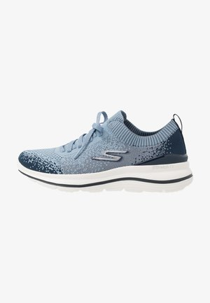 GO WALK STRETCH FIT - Sportieve wandelschoenen - navy/blue