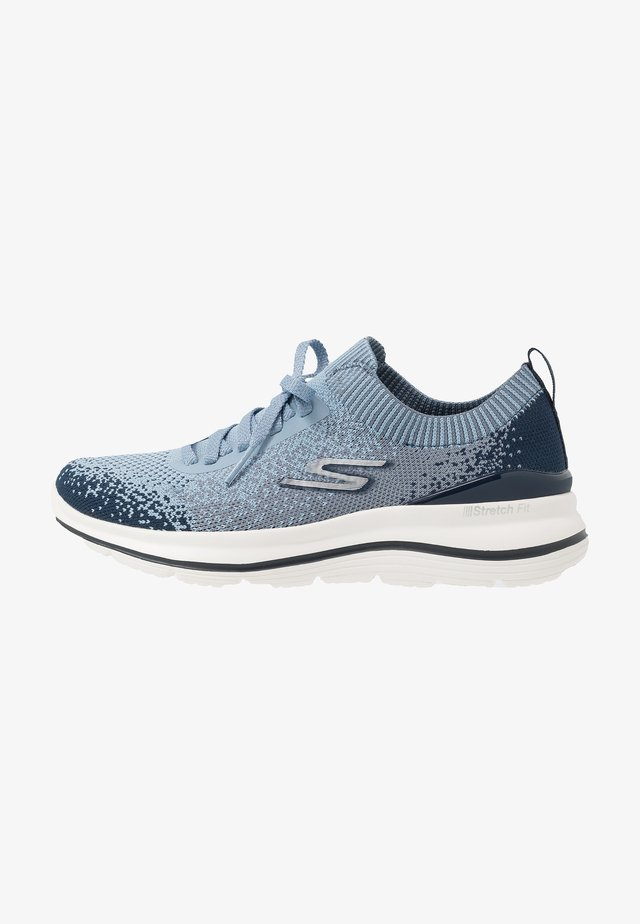 GO WALK STRETCH FIT - Chaussures de course - navy/blue