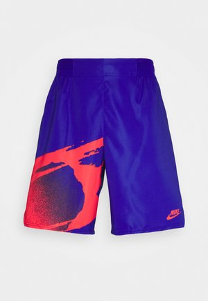 SLAM - Sports shorts - ultramarine/solar red