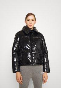 HUGO - FARY - Winter jacket - black - 0