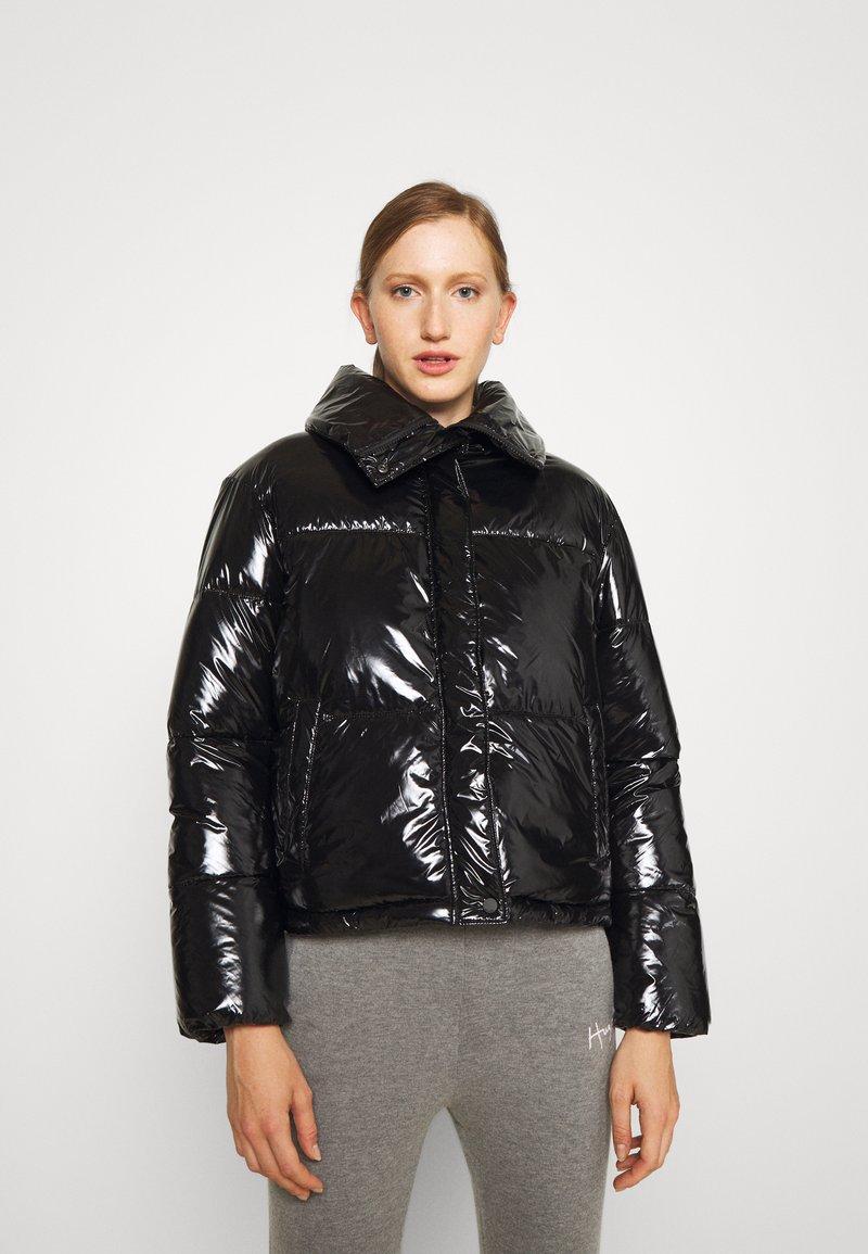 HUGO - FARY - Winter jacket - black