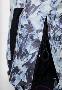 Superdry - LUXE SNOW PANT - Snow pants - frosted blue ice - 4