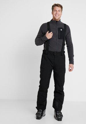 ENOSH - Snow pants - schwarz
