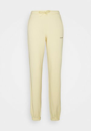 GABBY TROUSER - Tracksuit bottoms - yellow