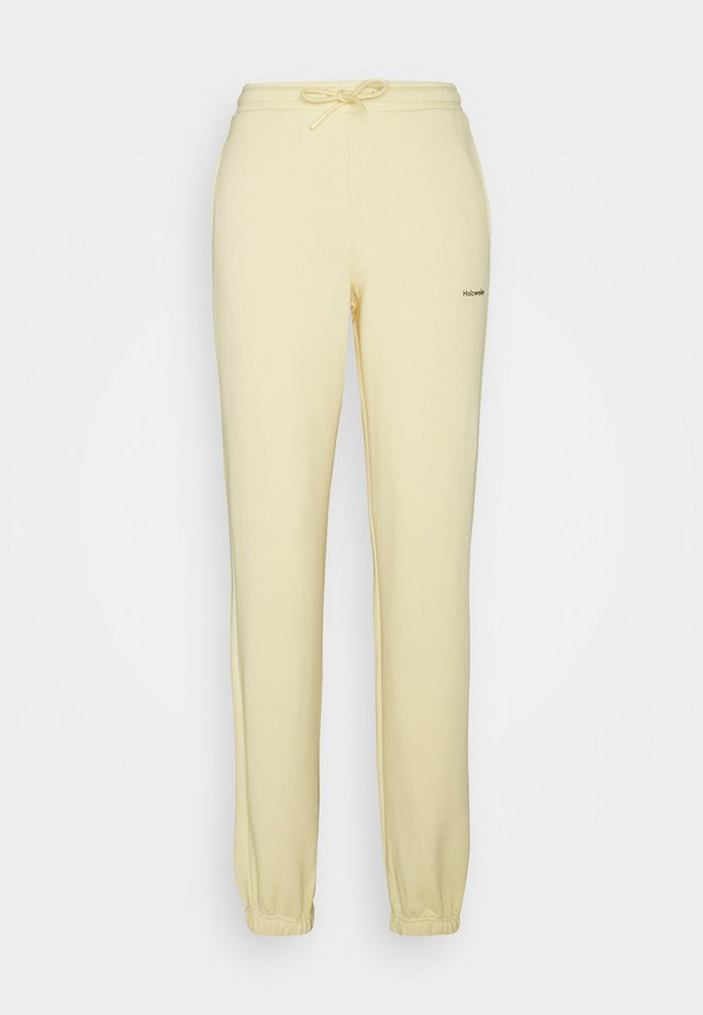 GABBY TROUSER - Trainingsbroek - yellow
