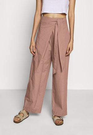 TILDE PANTS - Trousers - roebuck
