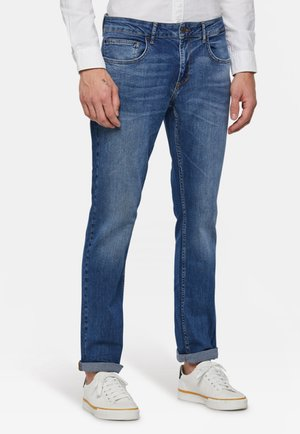 DEX REX - Straight leg jeans - blue