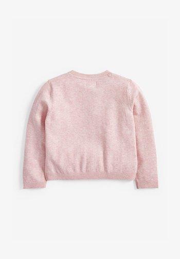 CARDIGAN (3MTHS-7YRS) - Kardigan - pink