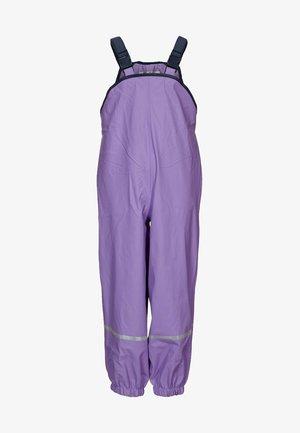 Kalhoty do deště - flieder