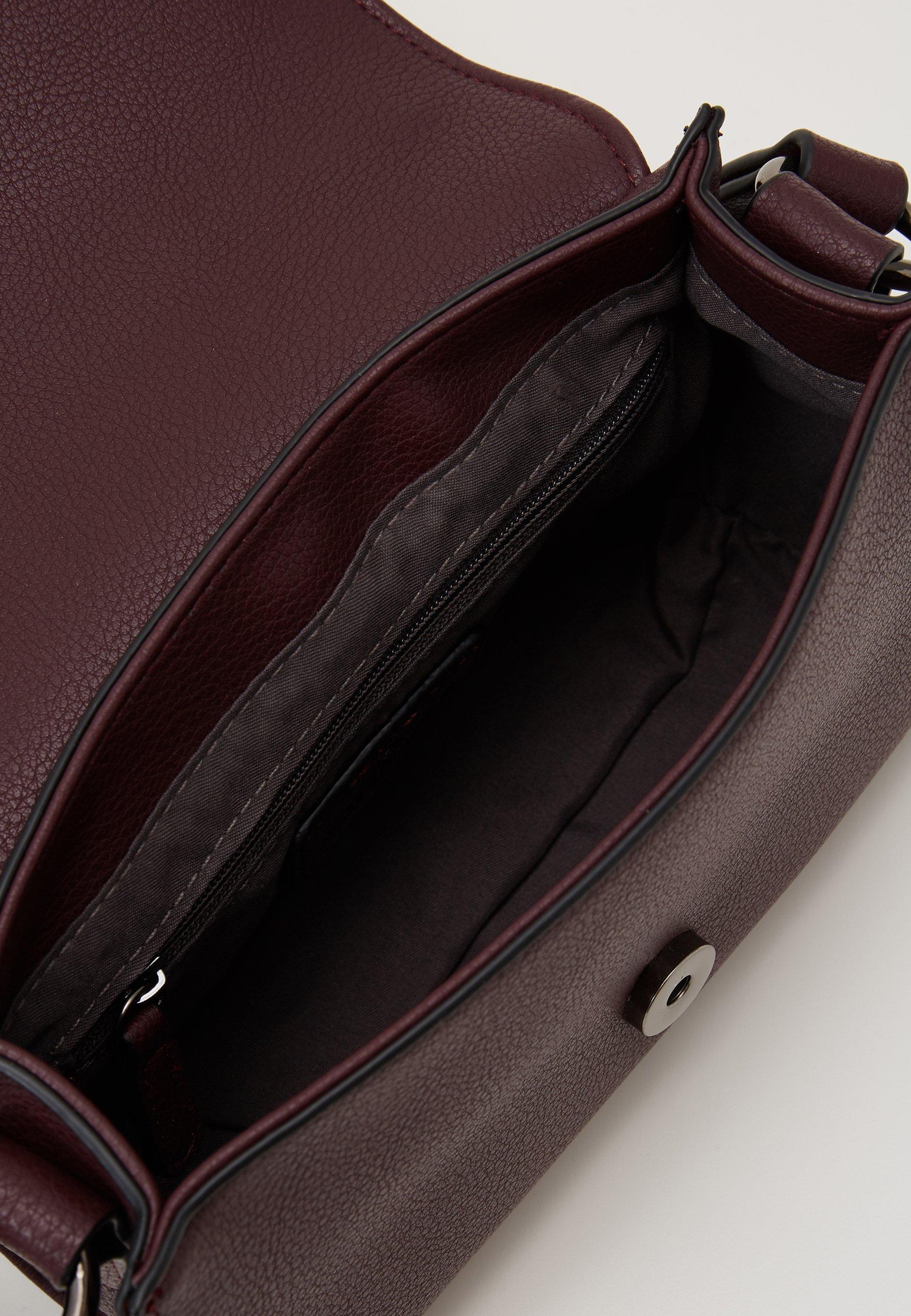 Explore Accessories TOM TAILOR ZITA Across body bag wine Gy50kKKJc