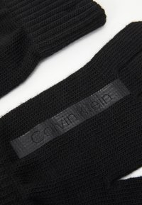 Calvin Klein - GLOVES - Gloves - black - 2