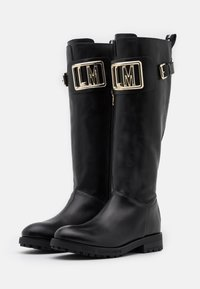 Love Moschino - DAILY - Boots - black - 2
