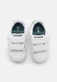 Lacoste - MASTERS CUP UNISEX - Trainers - white/dark green - 3
