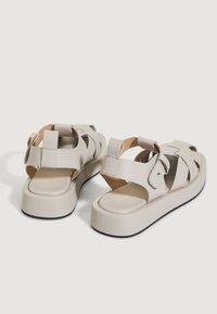 OYSHO - Sandals - beige - 2