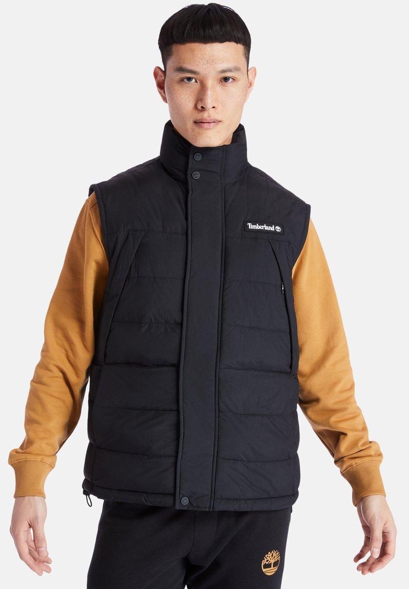 Timberland - Waistcoat - black