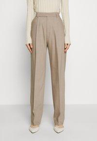 Filippa K - JULIE TROUSER - Kalhoty - beige - 0