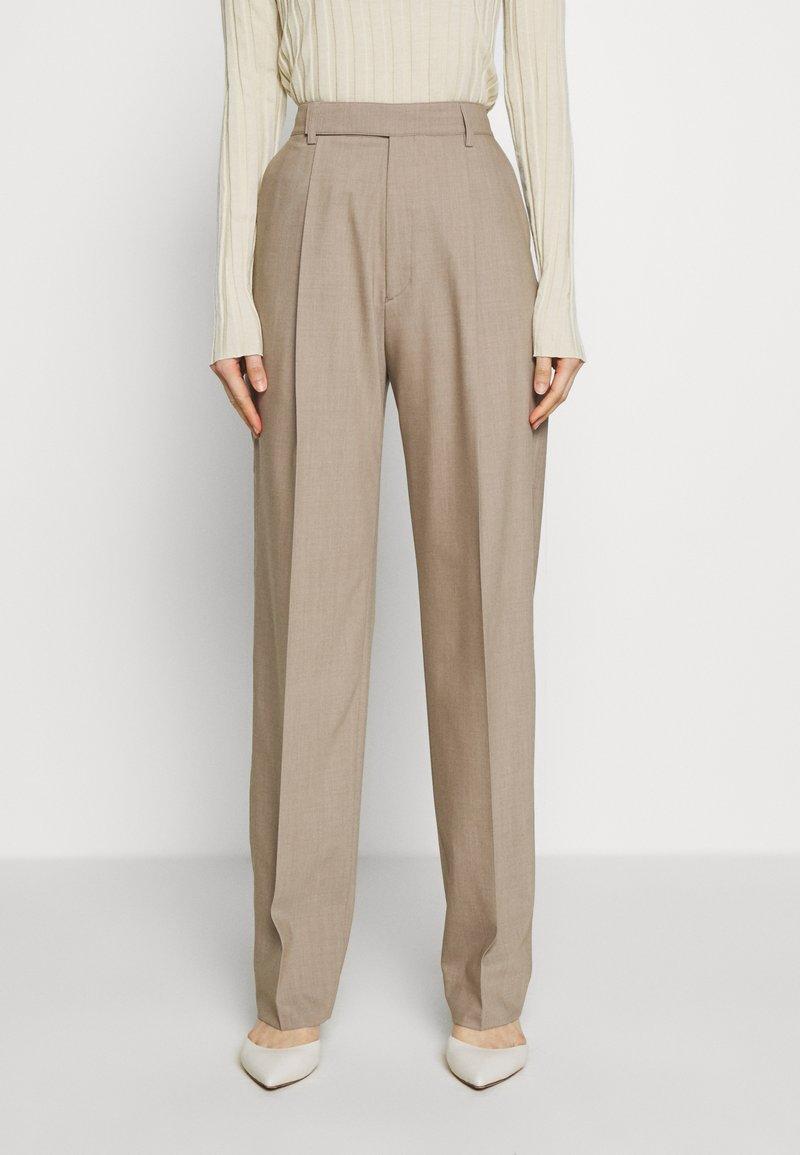 Filippa K - JULIE TROUSER - Kalhoty - beige