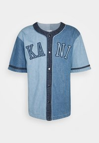 COLLEGE BLOCK BASEBALL SHIRT UNISEX - Shirt - blue