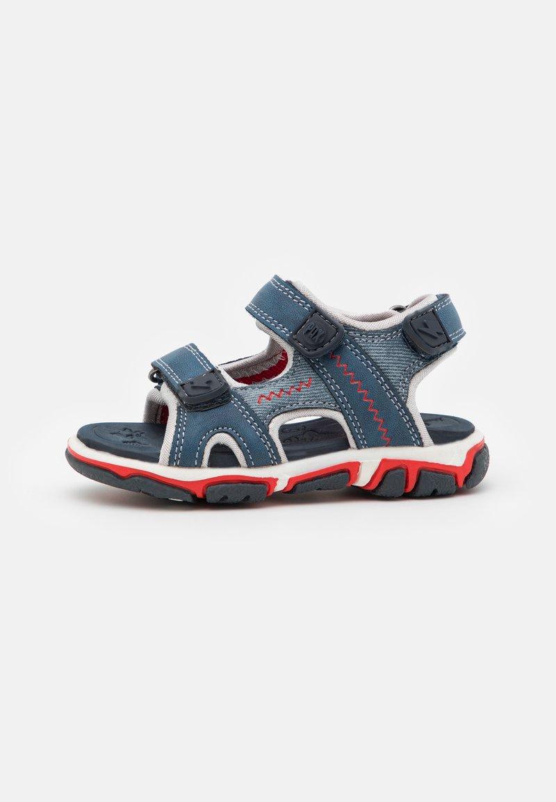 Pax - WAVE UNISEX - Outdoorsandalen - blue/red