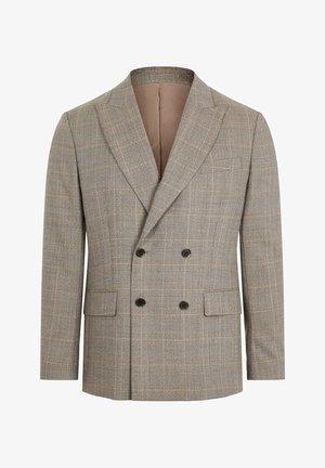 DORIAN  - Blazer jacket - wood brown