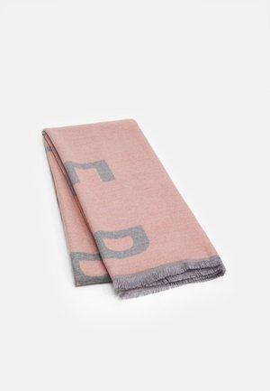 HULAH WOVEN SCARF - Sjal - light pink