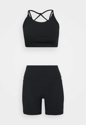 ACTIVE SET - Tracksuit - black