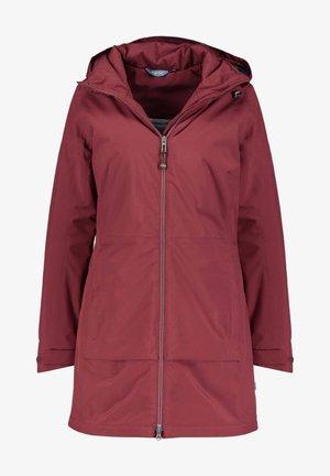 Waterproof jacket - lila