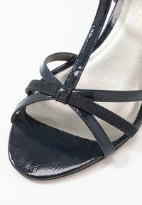 Tamaris - Sandals - navy - 2