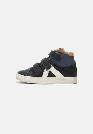 JENS - High-top trainers - navy