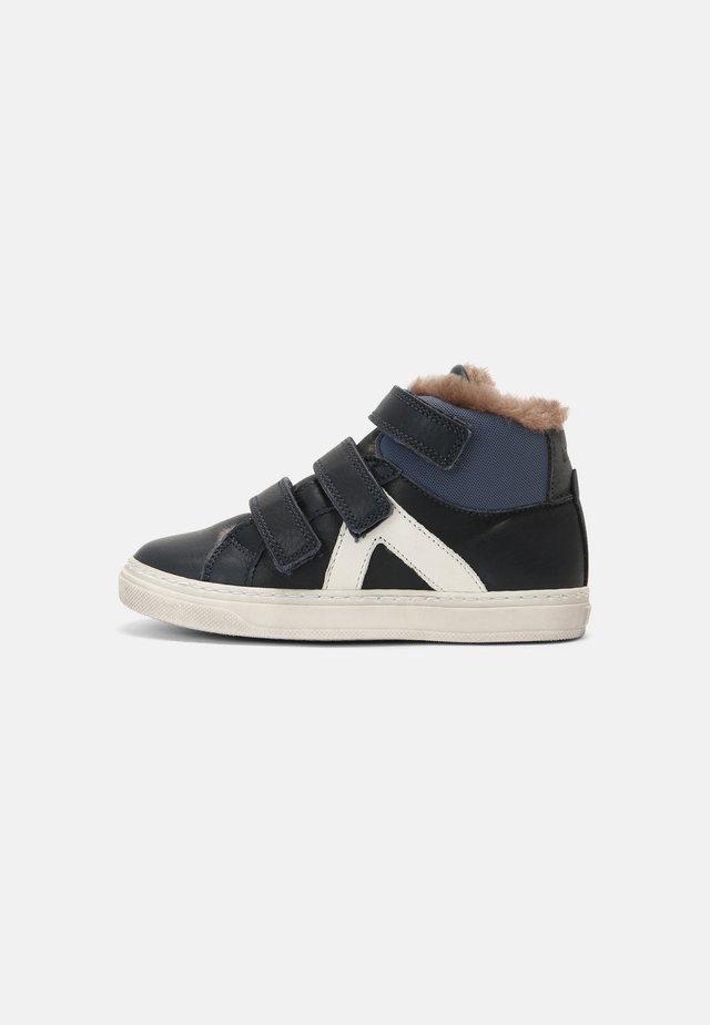 JENS - Sneakers high - navy