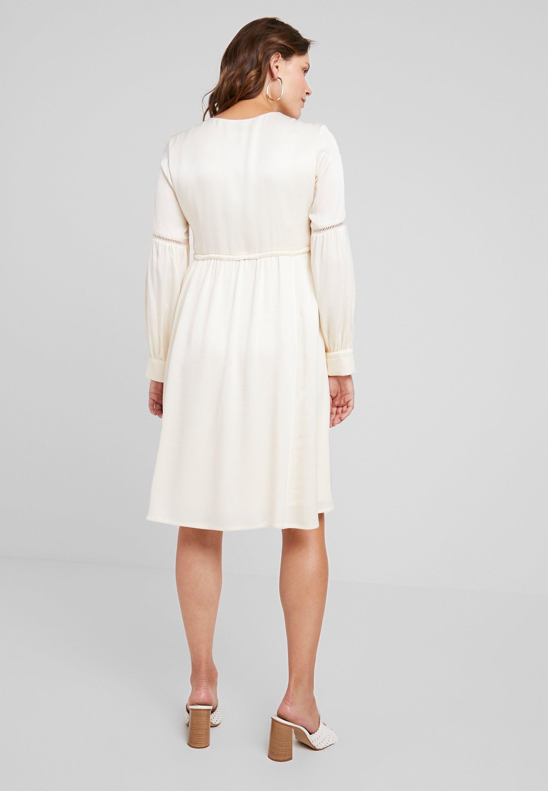 IVY & OAK Maternity TUNIC DRESS - Kjole - porcelain white