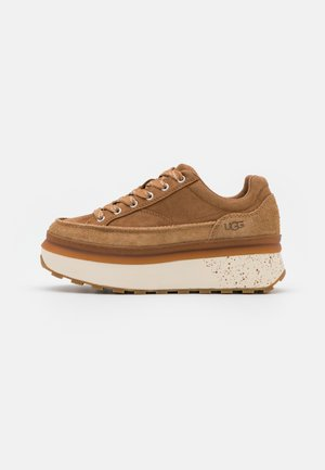 MARIN LACE - Sneakers laag - chestnut