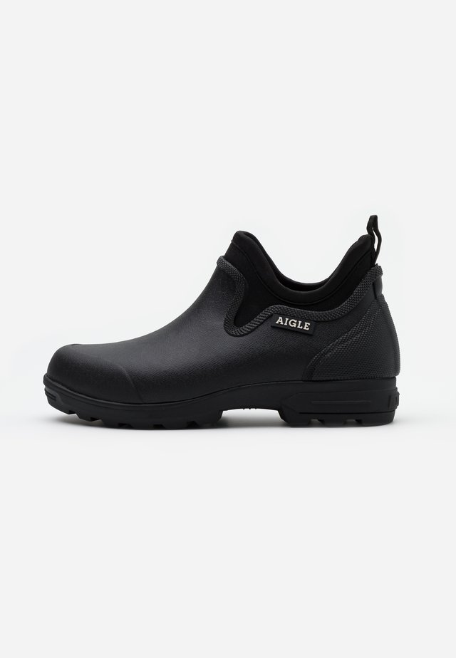 LESSFOR PLUS - Wellies - noir