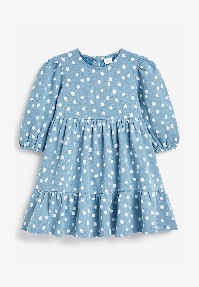 Next - Jersey dress - blue