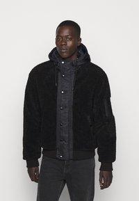 The Kooples - Summer jacket - black - 0