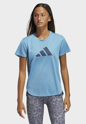 3 BAR - T-shirts med print - blue