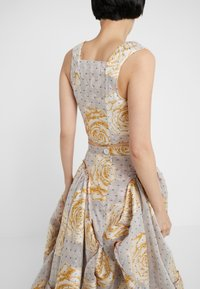 Vivienne Westwood - FROU FROU SKIRT - Maxi sukně - natural - 3