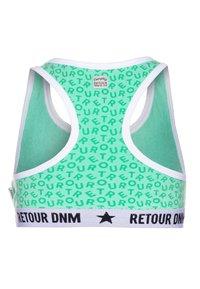 Retour Jeans - IVETTA - Bustier - misty green - 1