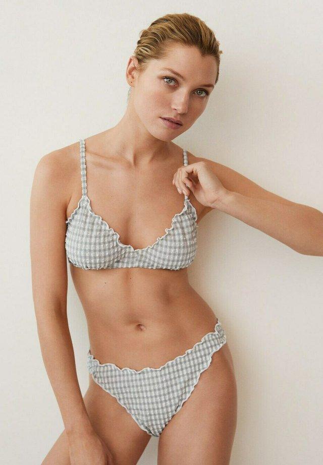 Bikinitoppe - grey