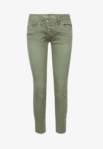 MALIBU  - Jeans Skinny Fit - olive