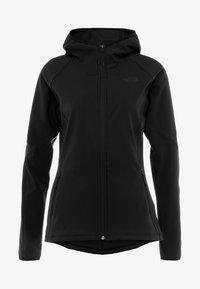 The North Face - W APEX NIMBLE HOODIE - Waterproof jacket - black - 3